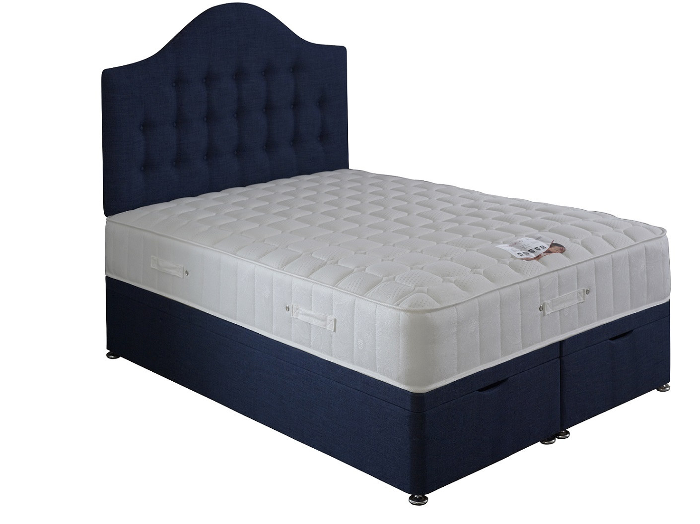Bedmaster Ultimate Ortho 1000 Pocket Sprung Mattress